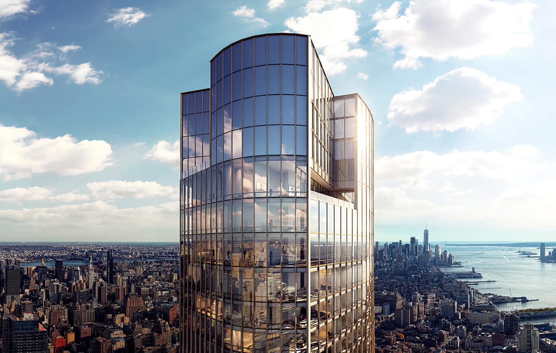 35 Hudson Yards Penthouse New York main